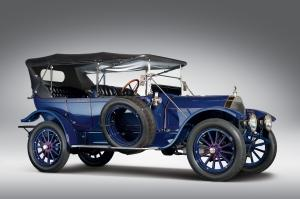 Pierce-Arrow Model 48B 5-Passenger Touring 1913 года