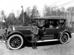 Pierce-Arrow Model 31 4-Passenger Touring 1920 года