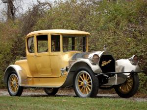 1920 Pierce-Arrow Model 48 2/3-Passenger Coupe