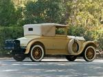 Pierce-Arrow Model 33 Convertible Coupe by Derham 1925 года