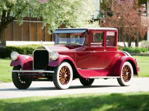 Pierce-Arrow Model 36 Coupe 1927 года
