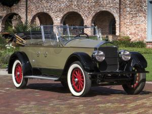 Pierce-Arrow Model 80 Touring 1927 года