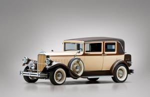 Pierce-Arrow Custom Brougham 1929 года