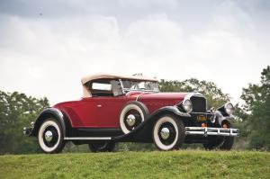 1929 Pierce-Arrow Model 125 Roadster