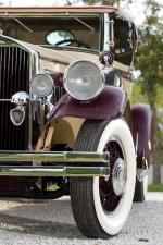 Pierce-Arrow Model 43 Roadster 1931 года