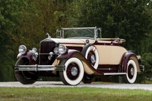 1931 Pierce-Arrow Model 43 Roadster