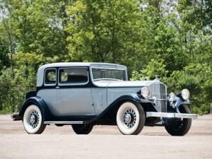 Pierce-Arrow Model 54 Club Brougham 1932 года