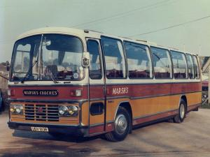 1980 Bedford YMT Plaxton Panorama