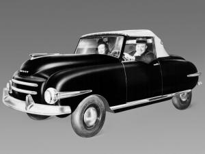 Playboy Convertible Prototype 1947 года