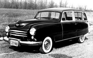 Playboy Station Wagon '1949