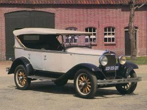 Plymouth Model Q Touring 1928 года
