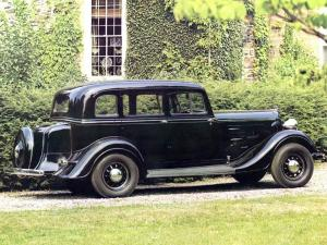 1934 Plymouth PE 4-Door Sedan
