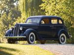 Plymouth DeLuxe Touring Sedan 1936 года