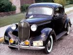 Plymouth Road King Business Coupe 1938 года