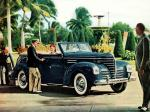 Plymouth DeLuxe Convertible Sedan 1939 года