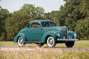 Plymouth Road King Business Coupe 1939 года