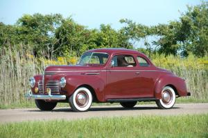 Plymouth DeLuxe Business Coupe 1940 года