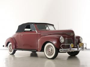 Plymouth DeLuxe Convertible 1940 года