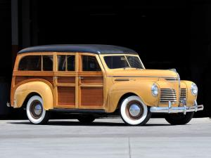 1940 Plymouth DeLuxe Station Wagon