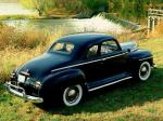 Plymouth Special DeLuxe Business Coupe 1947 года