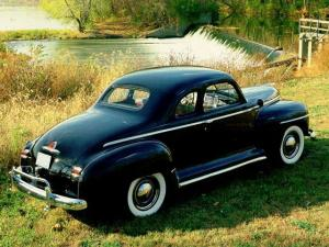 1947 Plymouth Special DeLuxe Business Coupe