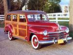 Plymouth Special DeLuxe Station Wagon 1947 года