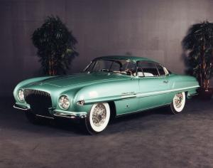 1954 Plymouth Explorer Concept Car