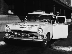 1955 Plymouth Plaza Club Sedan Taxi