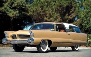 Chrysler-Plymouth Plainsman Concept Car '1956