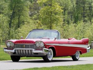 1957 Plymouth Belvedere Convertible