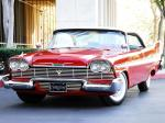 Plymouth Belvedere Hardtop Coupe 1958 года