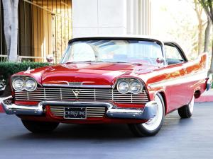 1958 Plymouth Belvedere Hardtop Coupe