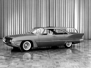 1958 Plymouth Cabana Concept Car