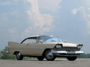 Plymouth Fury Hardtop Coupe 1959 года