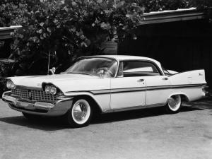 Plymouth Fury Hardtop Sedan 1959 года