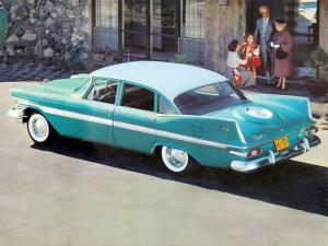 Plymouth Fury Sedan 1959 года