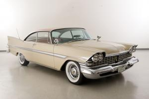 Plymouth Fury Sport Coupe 1959 года