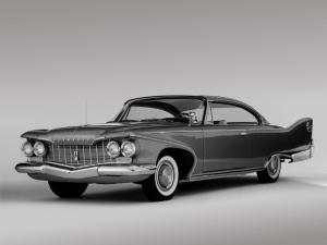 Plymouth Fury Hardtop Coupe 1960 года