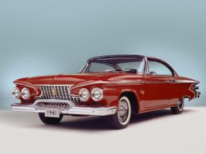 1961 Plymouth Fury Hardtop Coupe