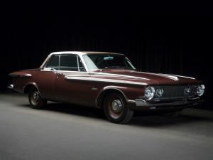 Plymouth Fury Hardtop Coupe 1962 года