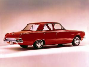 Plymouth Valiant Sedan 1963 года