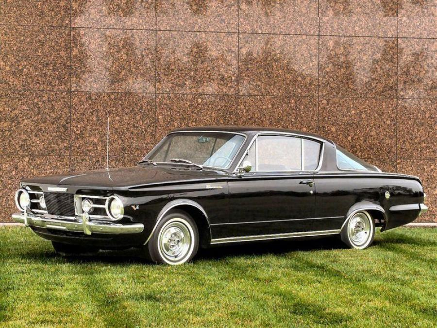 1964 Plymouth Barracuda Sport Coupe