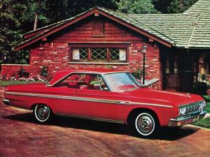 1964 Plymouth Sport Fury Hardtop Coupe