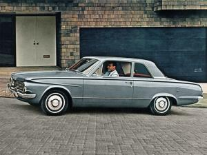 1964 Plymouth Valiant V-100 2-Door Sedan