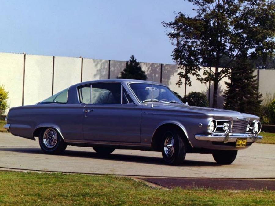 1965 Plymouth Barracuda Sport Coupe