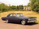 Plymouth Belvedere I Sedan 1965 года