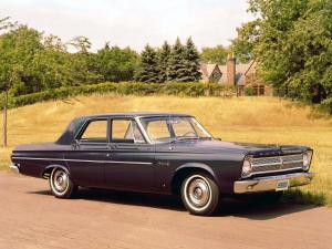 1965 Plymouth Belvedere I Sedan