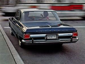 Plymouth Belvedere Satellite Hardtop Coupe 1965 года