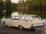 Plymouth Fury II Station Wagon 1965 года