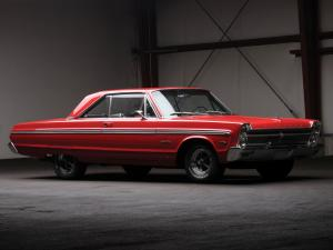 Plymouth Sport Fury Hardtop Coupe 1965 года